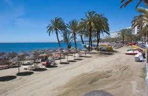 Marbella Beach, Costa del Sol