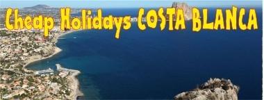 Cheap Holidays Costa Blanca