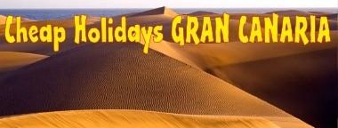 Cheap Holidays Gran Canaria