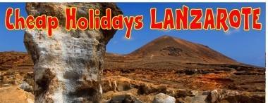 Cheap Holidays Lanzarote