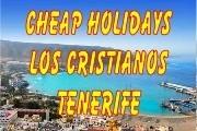 Cheap ho;lidays Los Cristianos, Tenerife