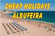 Cheap holidays Albufeira, Algarve, Portugal