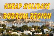 Cheap Holidays Bodrum Region Turkey