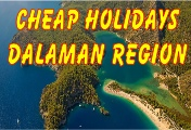 Cheap holidays Dalaman Region, Turkey