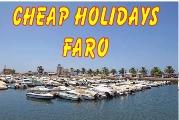 Cheap holidays Algarve, Portugal