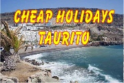 Cheap holidays Taurito