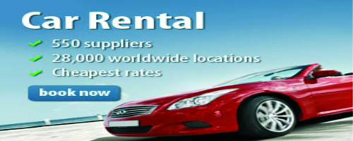 Compare car rental deals and services