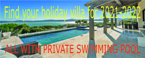 Holiday Villa with private pool