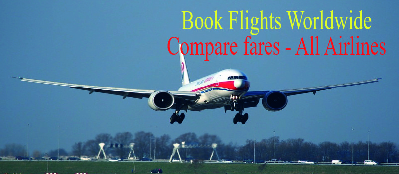 GET THE CHEAPEST FLIGHTS AVAILABLE ON PLANET EARTH
